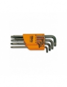 97RTX/SC8 JEU DE 8 CLES SUPPORT PLASTIQ